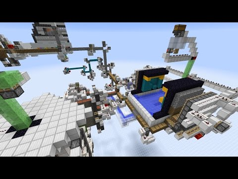 Connecting Modules To The TNT Blast Chamber [Tutorial]