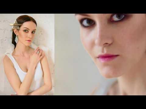 PHOTOGRAPHER DANIIL DENISOV Behind the Scene Photoshoot with Model Masha