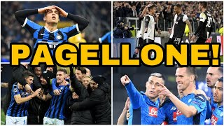 PAGELLONE GIRONI CHAMPIONS LEAGUE 2019-20 - SICKWOLF
