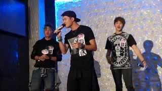 140907 Bop 天堂鳥 - 歐鎮源Tyrese solo 騷靈情歌 (Neway CEO GIG 音樂會 HD live)