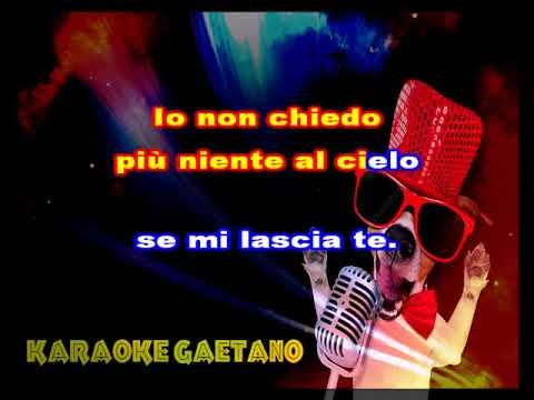 Rita Pavone  Che M'importa Del Mondo Karaoke Con Coro