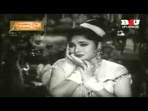 BOL RI KATH PUTLI-Shankar Jaikishan's Best Lata JI-Beautiful Young Vyjayantimala Kathputli 1957