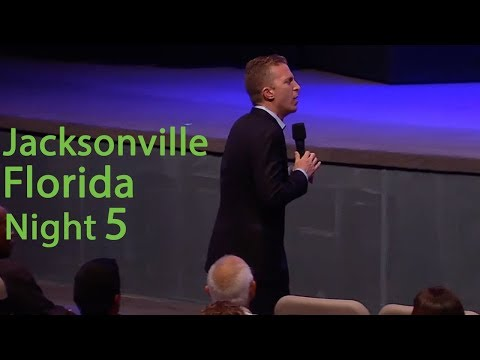 Jonathan Shuttlesworth // New Life Jacksonville, FL // Night 5