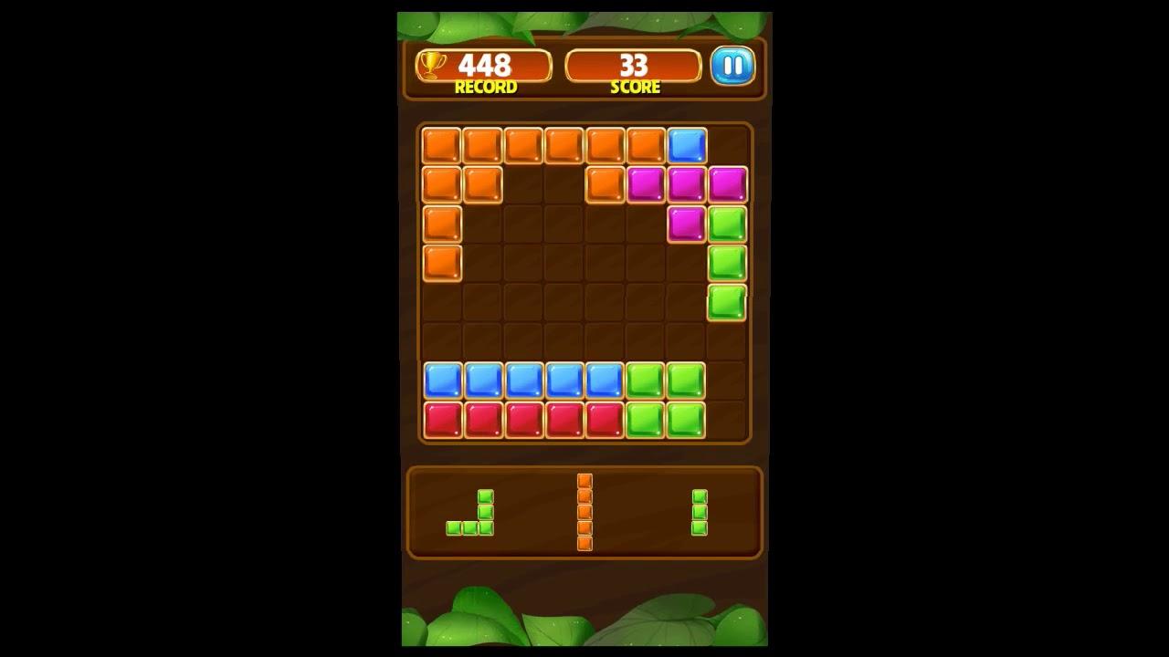Hướng Dẫn Cách Chơi – Tải Game Xếp Hình Candy Block Puzzle Miễn Phí