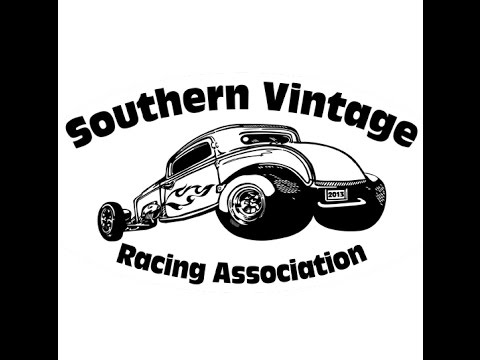 Southern Vintage Racing Association Flomaton Speedway 7/23/16 Heat and Feature