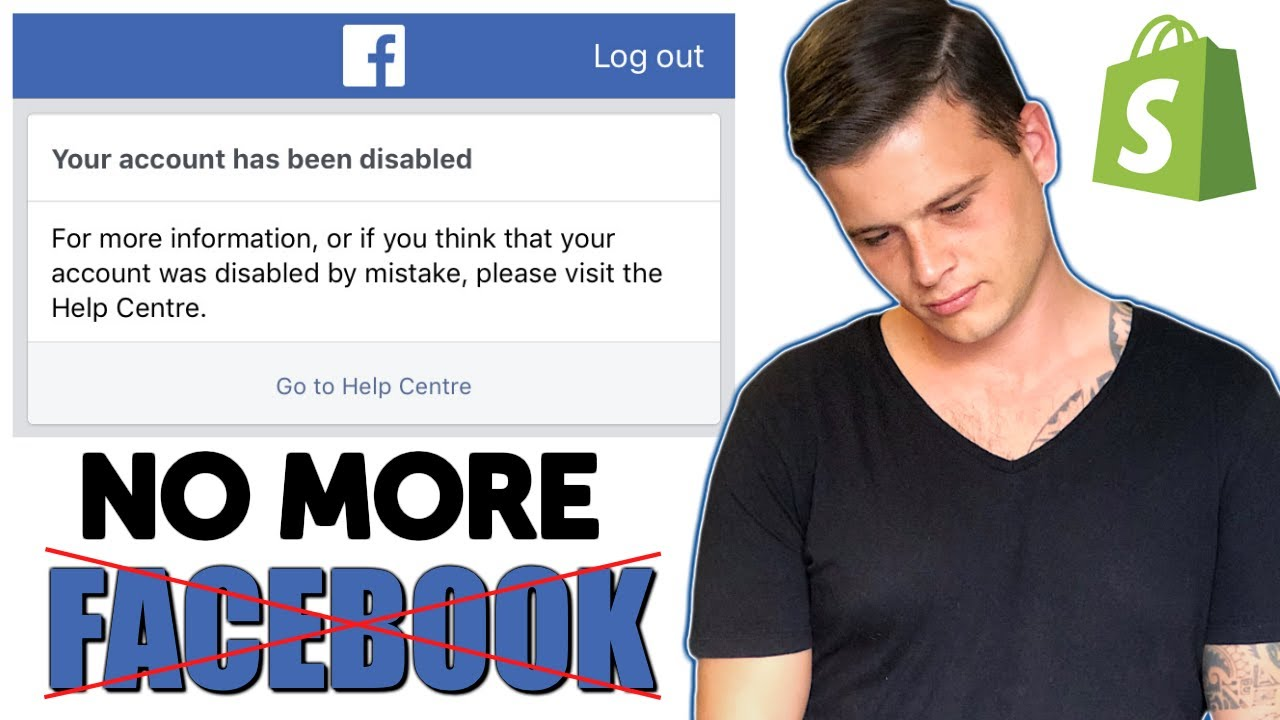 Facebook BANNED Me For Life! Shopify Dropshipping Facebook Ads 2020