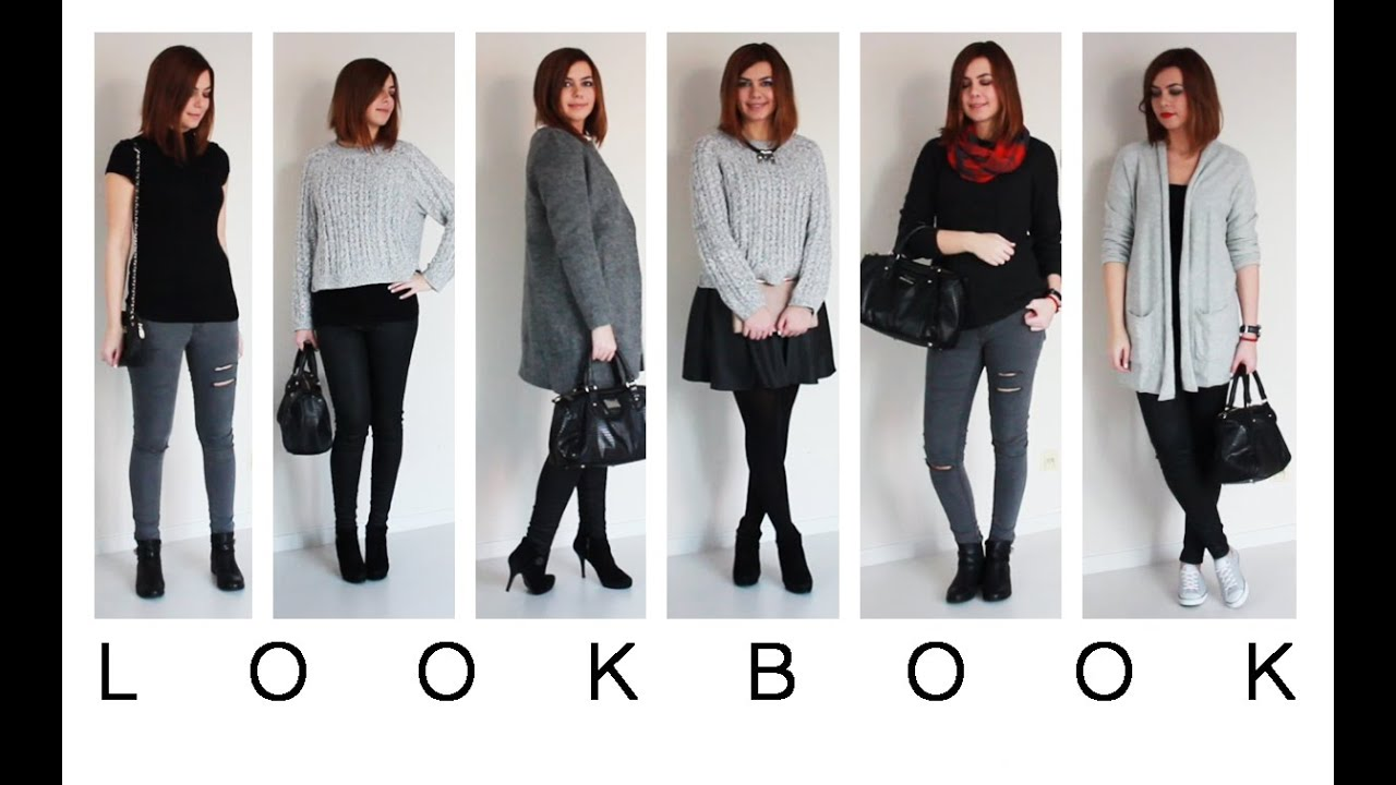 Winter Lookbook Youtube