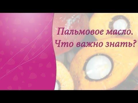 Пальмовое Масло. Вред или Польза.#Пальмовое Масло. - YouTube