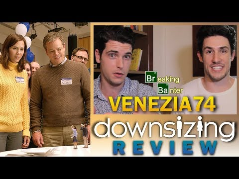 Downsizing Review (VIFF 2017)