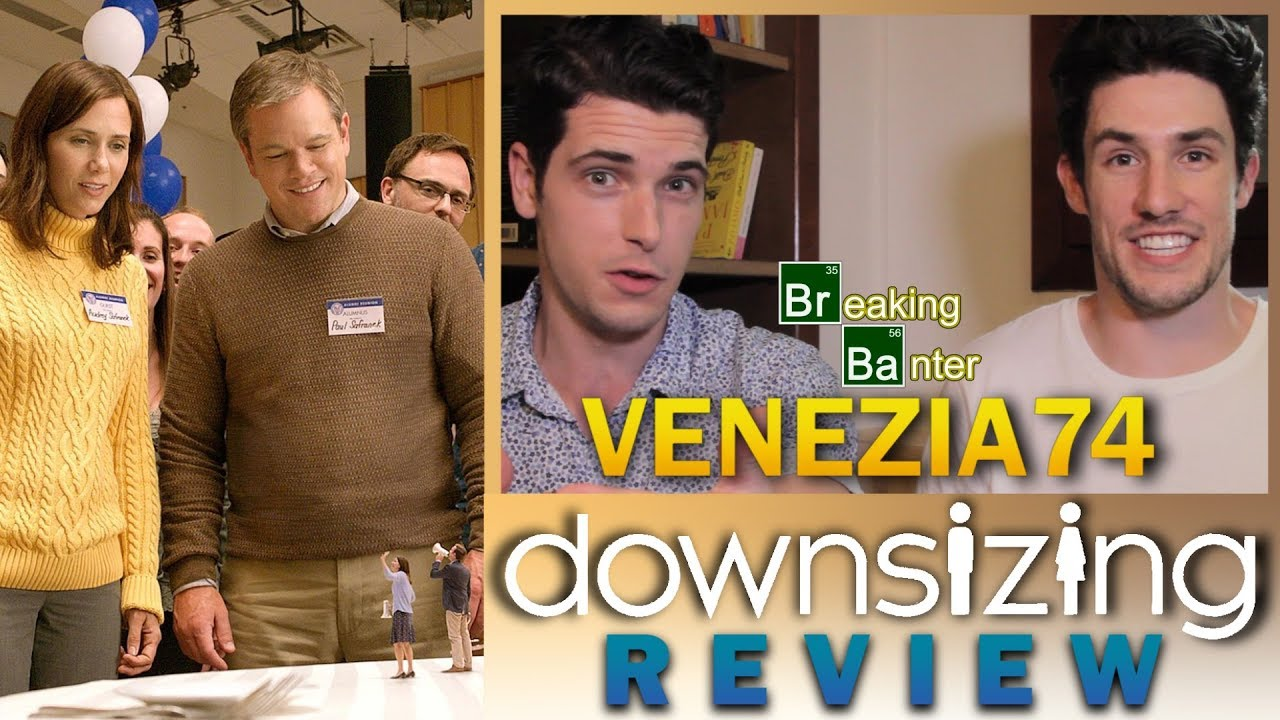 Download Downsizing Review (VIFF 2017)