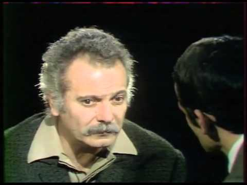 Georges Brassens Interview (english subtitles)