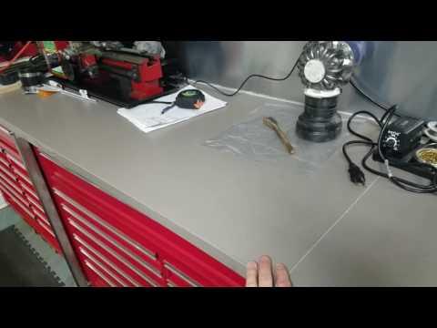 DIY- my garage table/ workbench