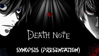 Death Note - Synopsis (Présentation) NO SPOIL thumbnail