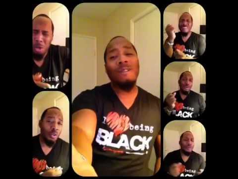 L. Young sings a Stevie Wonder favorite