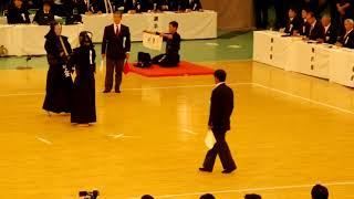 65th All Japan Kendo Championship 50   Round 3, Joto vs Sasagawa