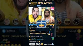 Proudy Vs Jamal Zorna Bigo Live PK (08/10/2018)