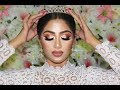 Bridal Makeup Tutorial 2018 | In English | Makeupbyroya
