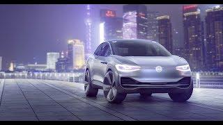 Volkswagen I. D. CROZZ at Shanghai Auto Show 2017