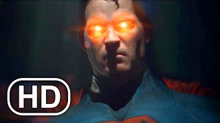 JUSTICE LEAGUE Superman Kills Civilians In Cars Scene 4K ULTRA HD - Injustice Cinematic