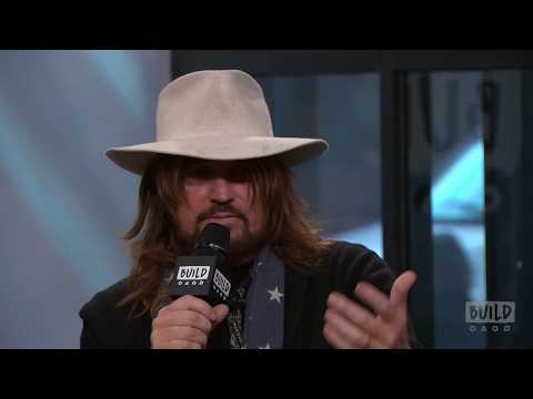 Billy Ray Cyrus Chats About His Album,