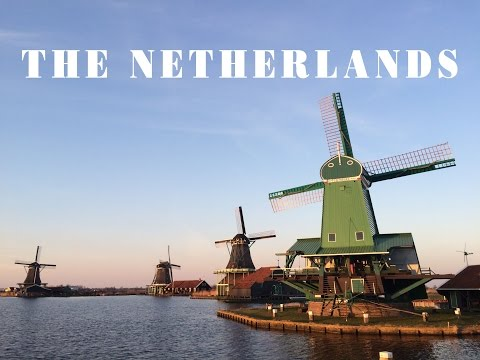 01 - Backpacking The Netherlands