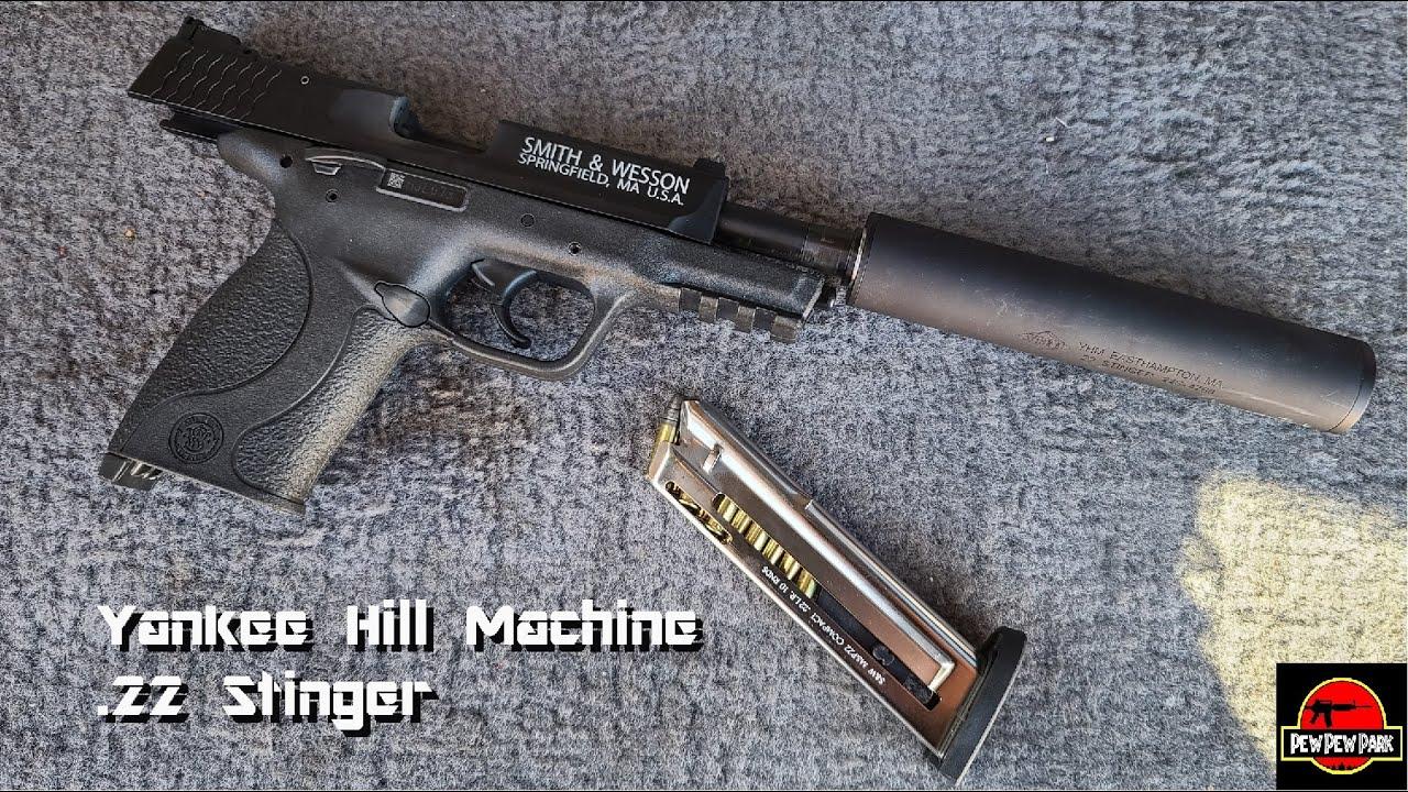 Yankee Hill Machine .22 Stinger