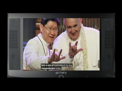 "[Pope Francis] Part Three: ""Pope Is Father Of Lies & Son Of Baphomet"" ~Alex Jones"