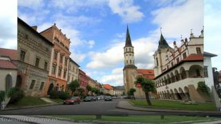 видео Популярные достопримечательности Братиславы (Словакия)
