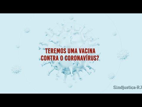 Teremos uma vacina contra o Coronavírus?