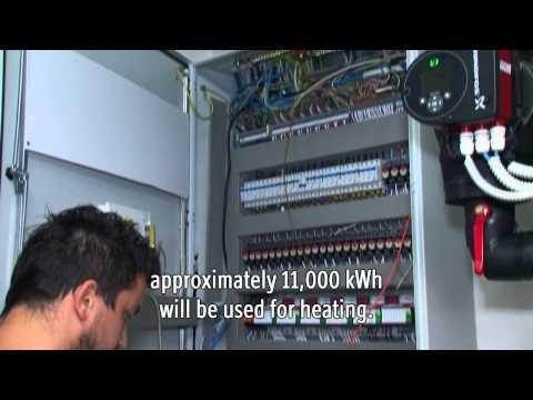 SunCool pilot plant-Rijeka- Emilie project