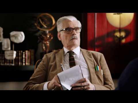 Trumpf  Edle Tropfen in Nuss  TVSpot mit Sky du Mont  Psychiater Fernsehen