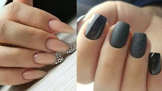 New Nail Art Designs Thin lines✔The Best Nail Art Tutorial Compilation #6