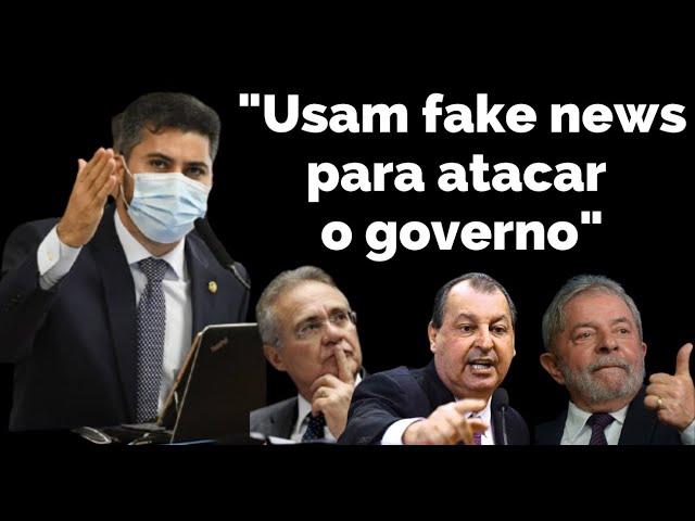 sddefault Avassalador, Marcos Rogério expõe 'mentiras' da esquerda em CPI e cala Aziz e Cia (veja o vídeo)