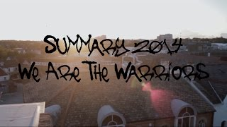 Summary 2014: We Are The Warriors - Rilla Hops - Parkour | Freerunning