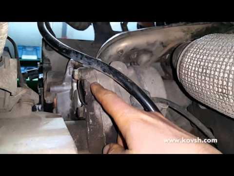 Что происходит с помпой системы охлаждения VW Transporter Т5 и как ее контролировать