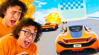 PLAYING GTA 5 WITH MY TWIN BROTHER!