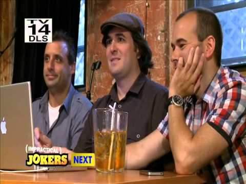 Impractical Jokers - Porn In Coffee House Punishment