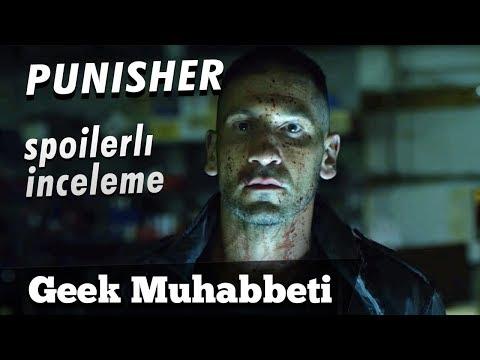 "PUNISHER - Dizi İnceleme - ""Punisher Değil Ki Bu!"""