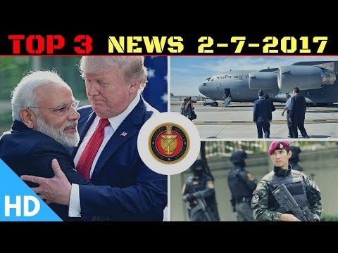 Top 3 Latest Headlines : Indian Defence Updates : India US relations, Project 11356,India Thailand
