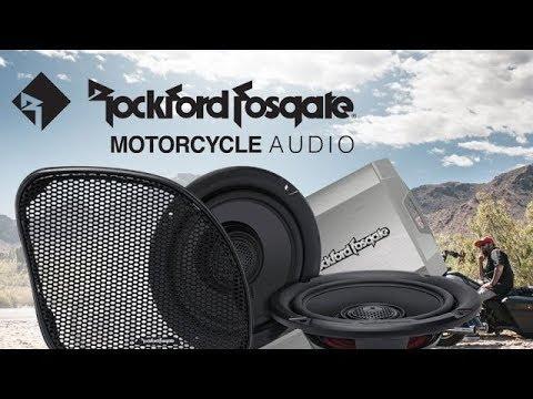 2015+ Road Glide® Front Speaker & Amp Install