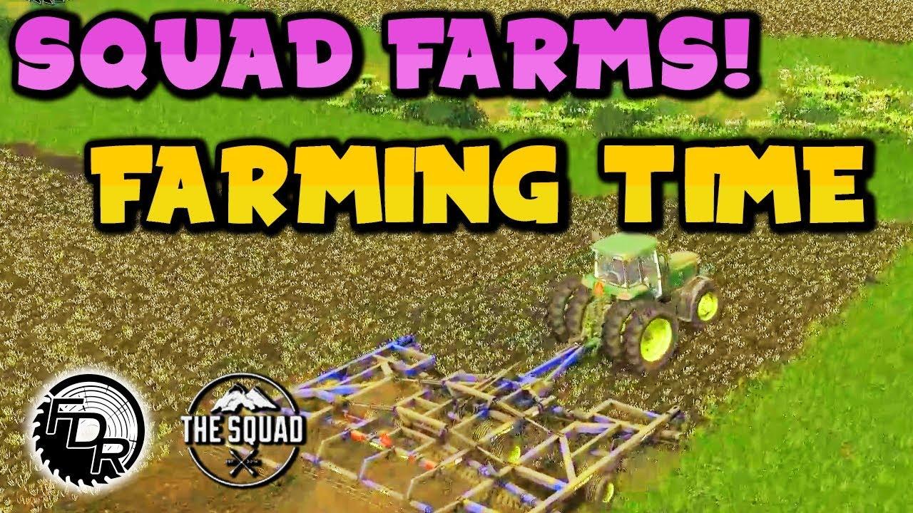 Squad farms youtube