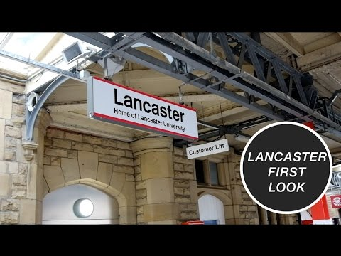 THIS IS LANCASTER, UK - PART 1