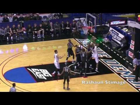 Rashaun Stimage Official DePaul University Highlight Tape