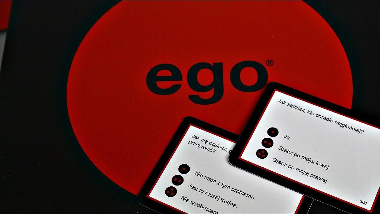 Trefl Ego Board Game Gra Planszowa Ego 01298 Megadyskontpl