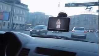 Девушка навигатор... прикол:) Экстрим 4х4