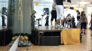 """Vanesa Rodriguez bailando en el master de """"Randak"""".MOV"""