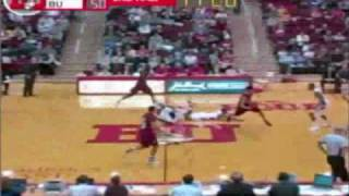 Jeremy Lin highlights vs Boston University 11/29/2009