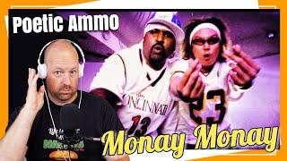 Yogi B | Poetic Ammo - Monay Monay | Reaction