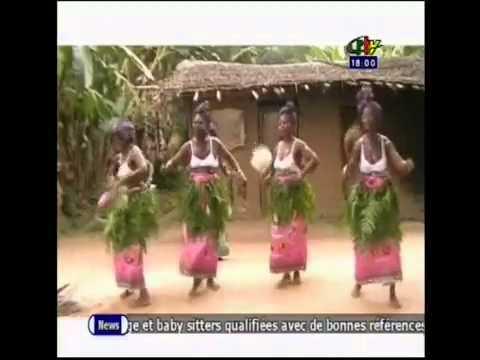 Danse du peuple Yambassa,  Guéhéma , Les Gunu du Cameroun