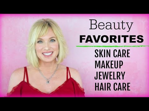 September BEAUTY FAVORITES 2019 Skin Care, Makeup, Jewelry + Hair Care! thumbnail